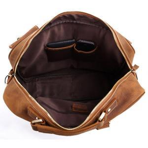 Handmade Leather Messenger Bags Tra..